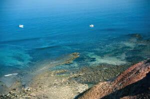Port Willunga coastline